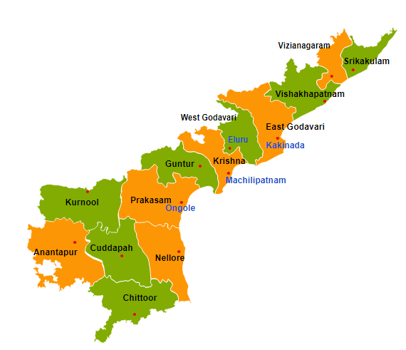 Andhra Pradesh - State Series - Know Your State - UPSC