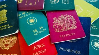 India ranked 86 of 187 countries, Henley Passport Index 2019